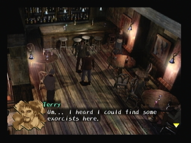Terry Prague Shadow Hearts