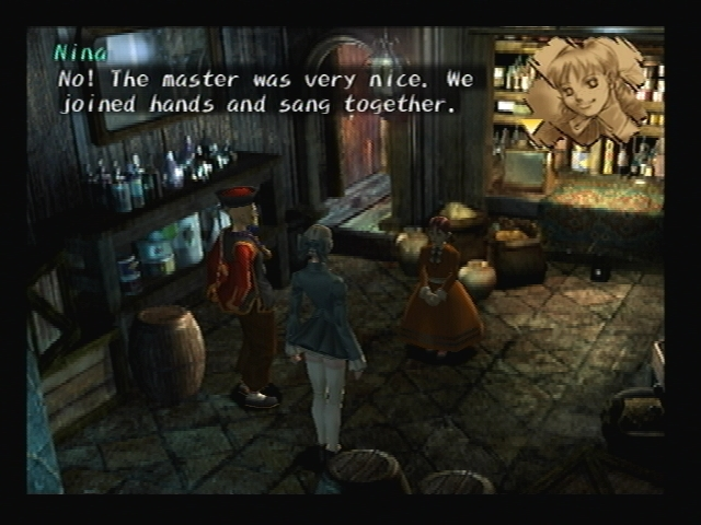 Nina Bistritz Shadow Hearts