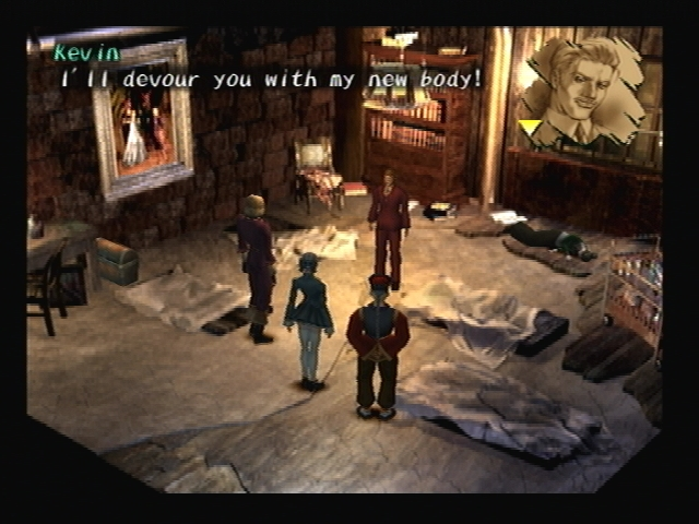 Kevin house shadow hearts
