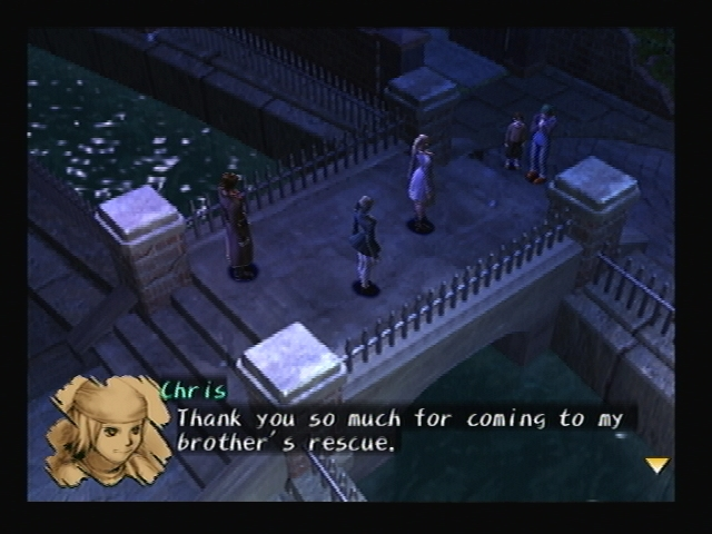 Chris London Shadow Hearts