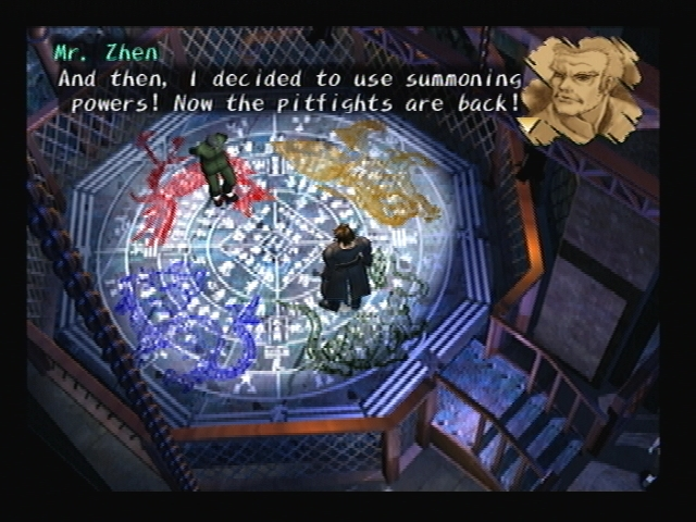 Mr Zhen Shadow Hearts