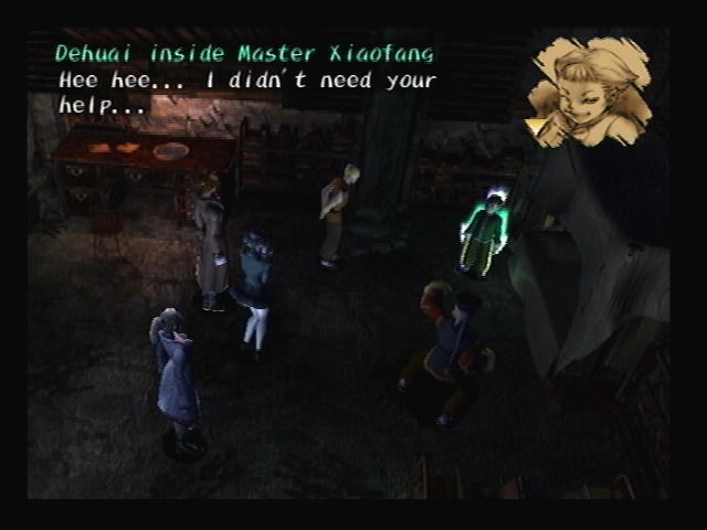 Dehuai posses Xioafang Shadow Hearts