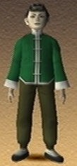 Xiaofang Shadow Hearts 3D Render