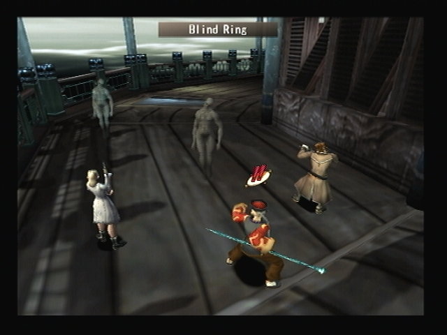 Shadow Blind Ring Shadow Hearts