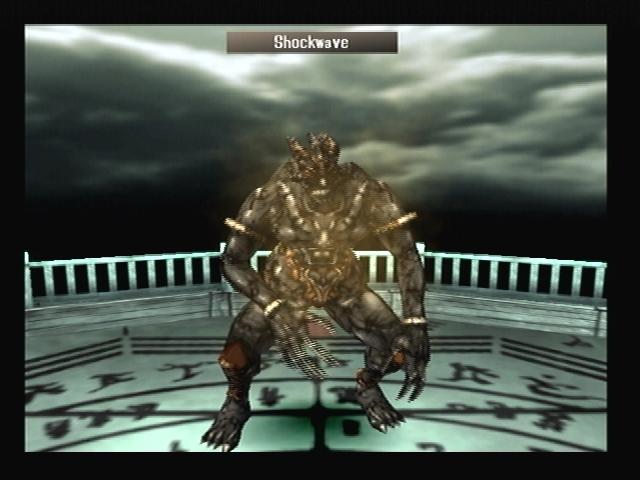 Shockwave Yamaraja Calamity Shadow Hearts
