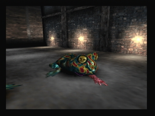 Mutant Frog Shadow Hearts
