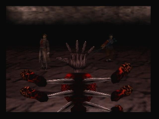 Xieshi Boss Battle Shadow Hearts