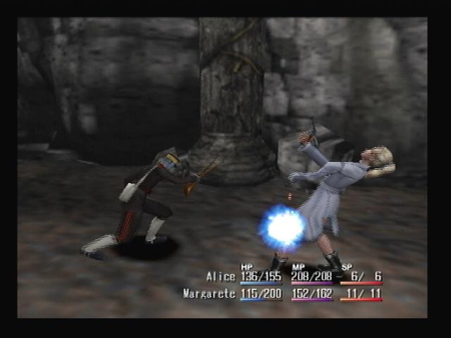Puppet Guard Attack Shadow Hearts