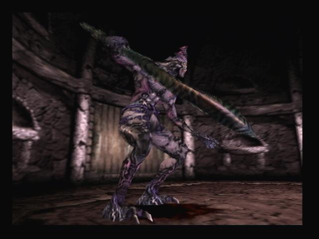 Yamaraja War Shadow Hearts Boss Battle