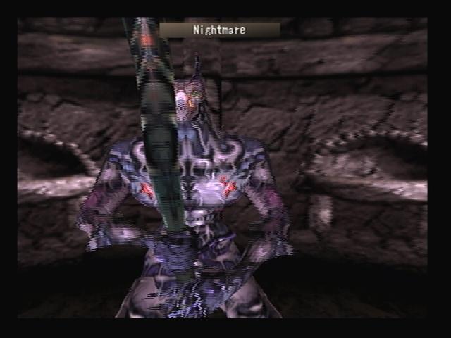 Yamaraja War Nightmare Shadow Hearts