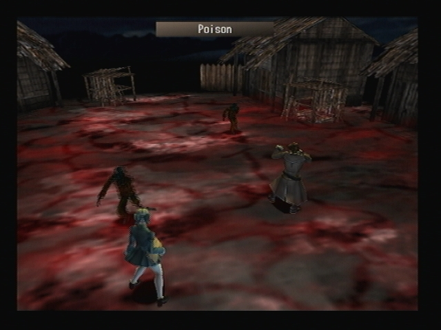 Zombie Shadow Hearts