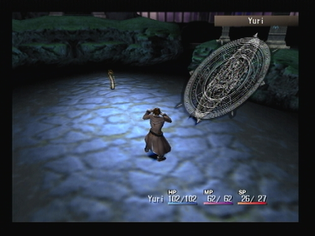 Evil 3 Battle Shadow Hearts