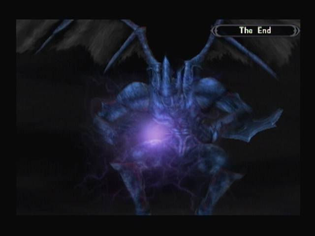 Amon The End Shadow Hearts Covenant