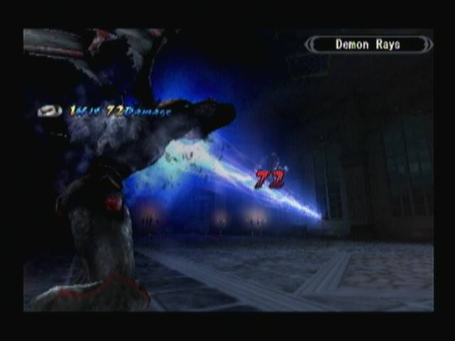 Amon Demon Rays Shadow Hearts Covenant