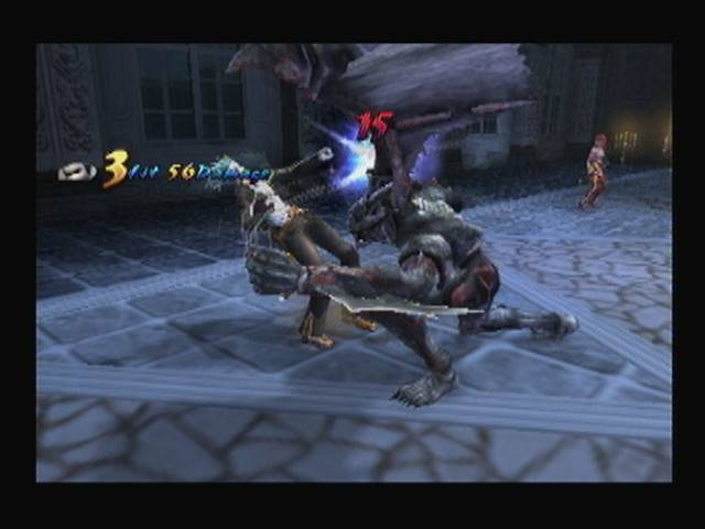 Shadow Hearts Covenant Amon Attack