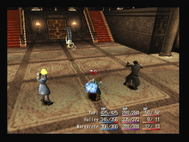 Night Stalker Attack Shadow Hearts