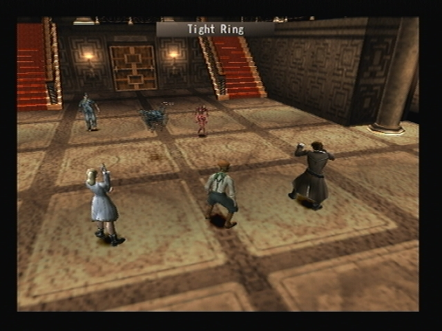 Larmgelg Tight Ring Shadow Hearts