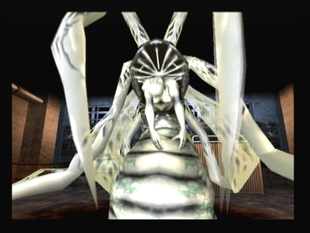 Mammon Boss Shadow Hearts