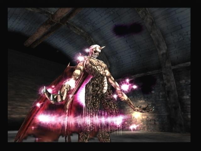Death Emperor Curse Attack