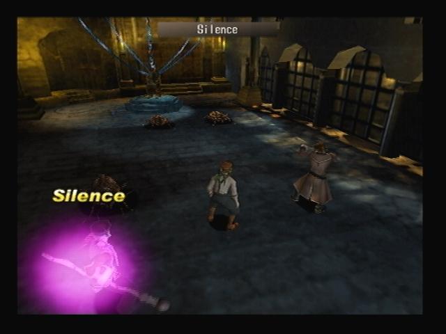 Buggs Silence Shadow Hearts