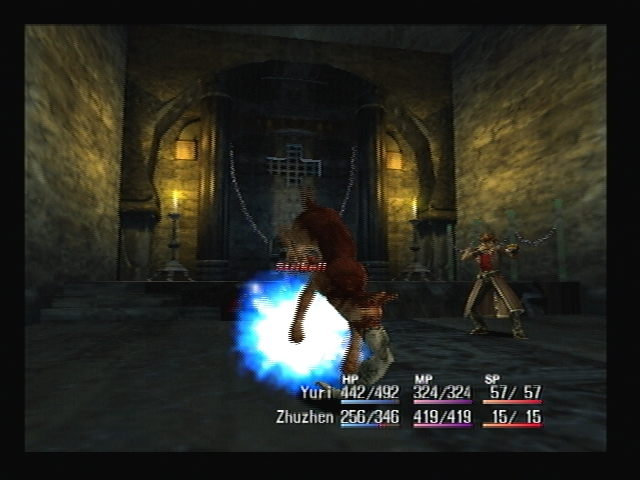 Meat Eater Battle Shadow Hearts