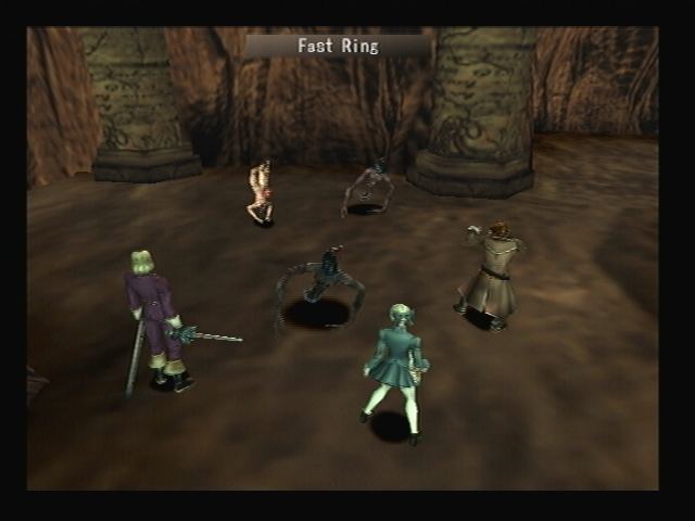 Straith Fast Ring Shadow Hearts