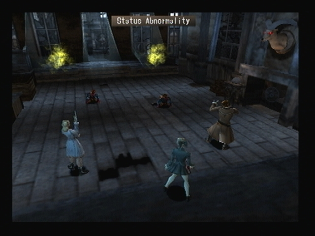 Ghouler Status Abnormality Shadow Hearts