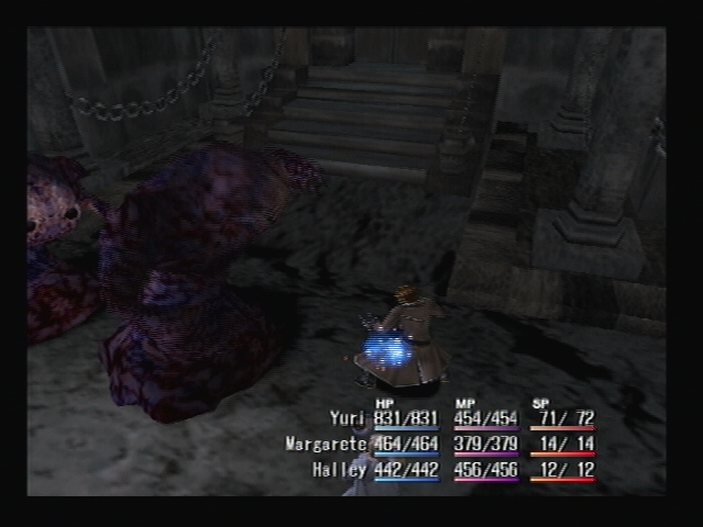 Oingo Attack Shadow Hearts