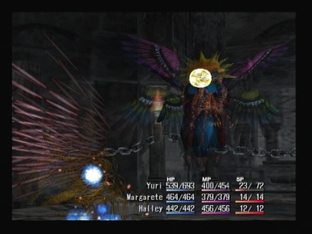 Cherubim Attack Shadow Hearts