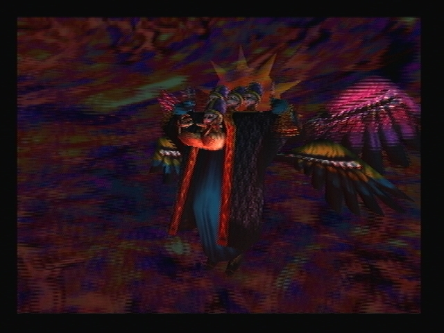 Cherubim !!! Attack Shadow Hearts