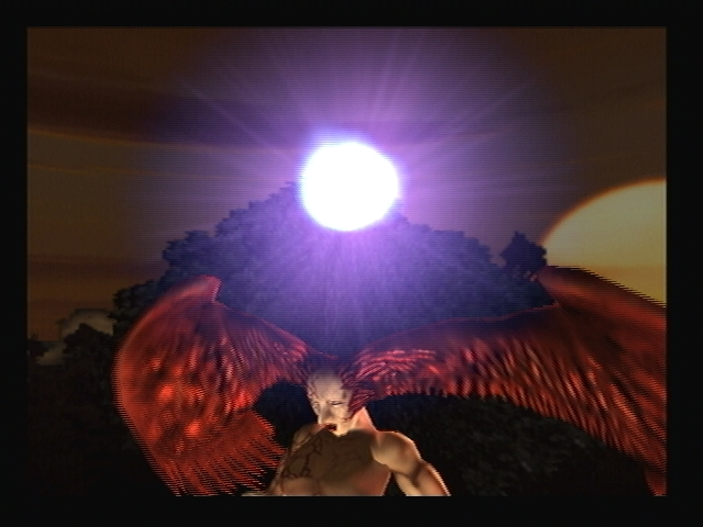 Seraphic Radiance Malcto Shadow Hearts