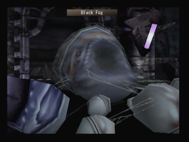 hate Black Fog Shadow Hearts