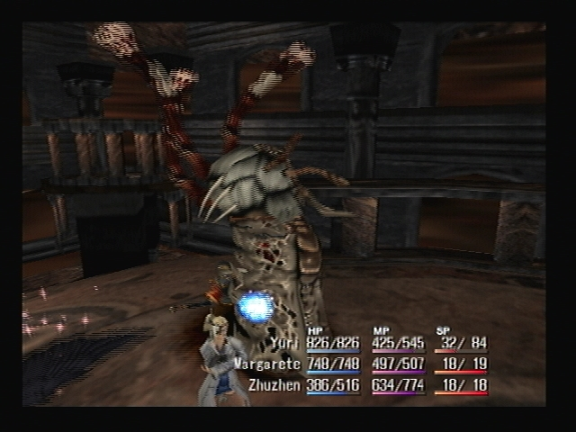 Scapegoat attack Shadow Hearts