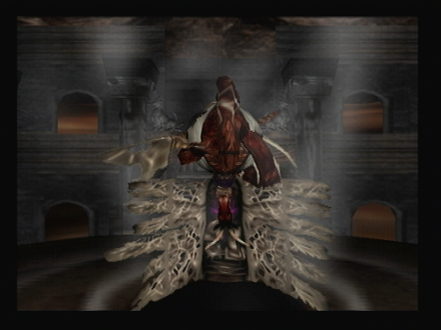 Scapegoat Wind Fang Shadow Hearts