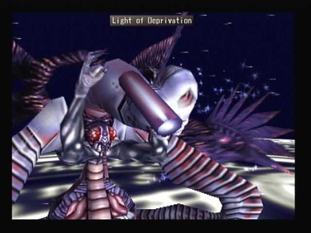 Light of Deprivation Shadow Hearts Final Boss