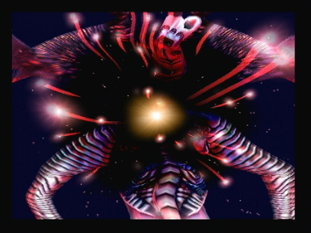 Shadow Hearts Meta God Red Abyss