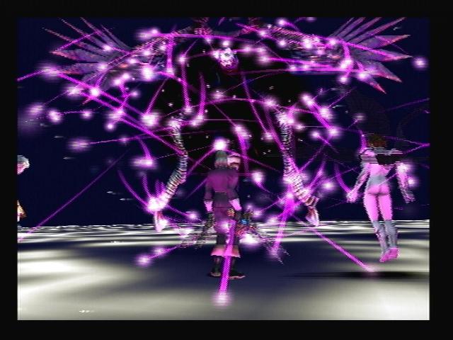 Shadow Hearts Meta God Black Abyss