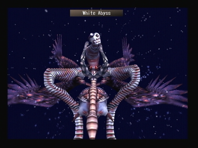 Shadow Hearts Meta God White Abyss