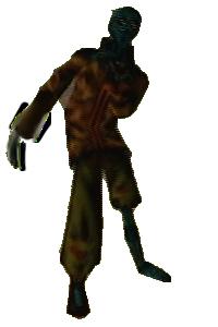 Zombie shadow hearts