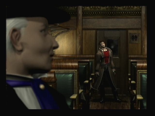 Trans Siberian Express Interior Shadow Hearts