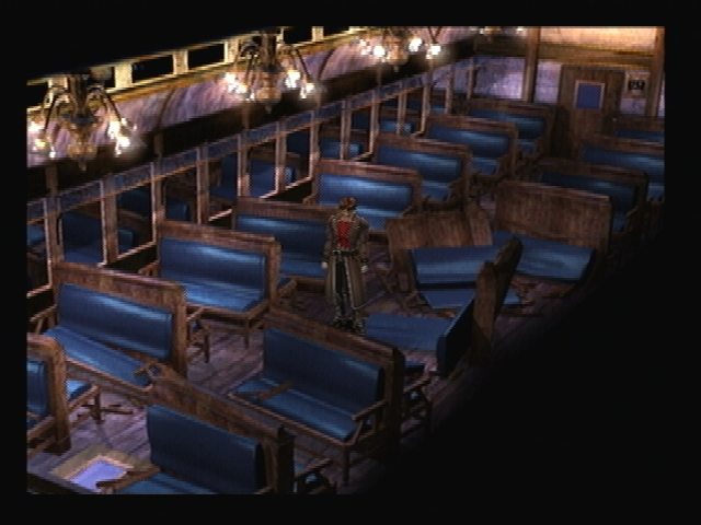 Trans Siberian Express Level Shadow Hearts