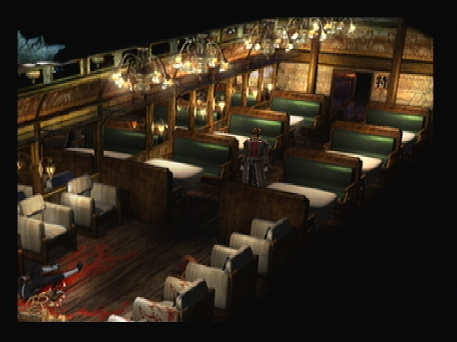 Trans Siberian Express First Class Shadow Hearts