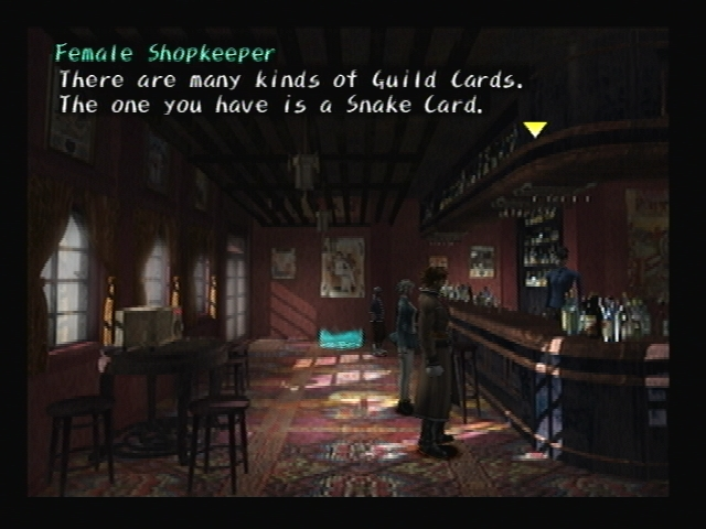 Pub Shop Fengtian Shadow Hearts