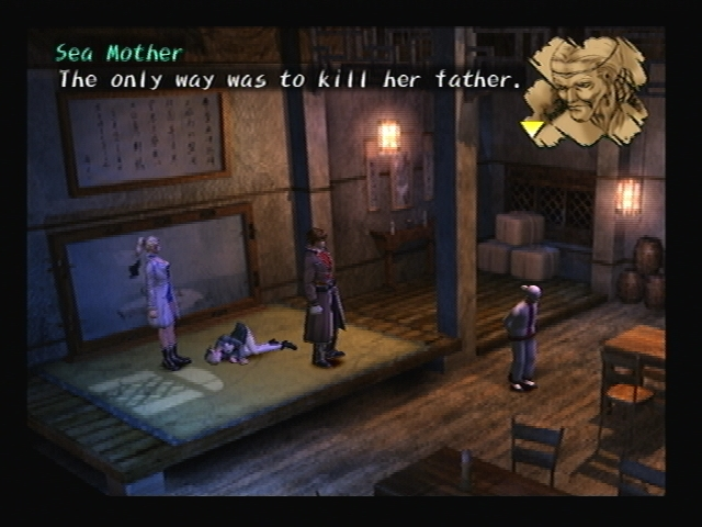 Sea Mother Restaurant Shadow Hearts