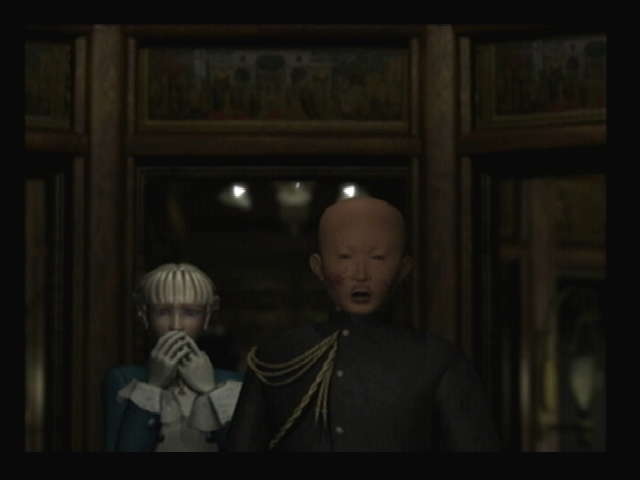 Japanese Imperial Army Member Shadow Hearts