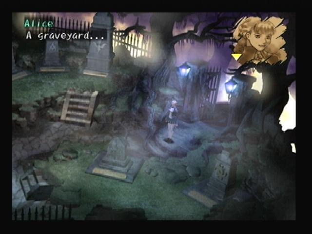 Alice graveyard Shadow Hearts