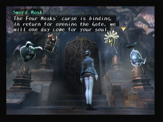 Alice Four Mask Curse Shadow Hearts