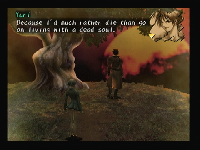 Yuri Alice Graveyard Shadow Hearts