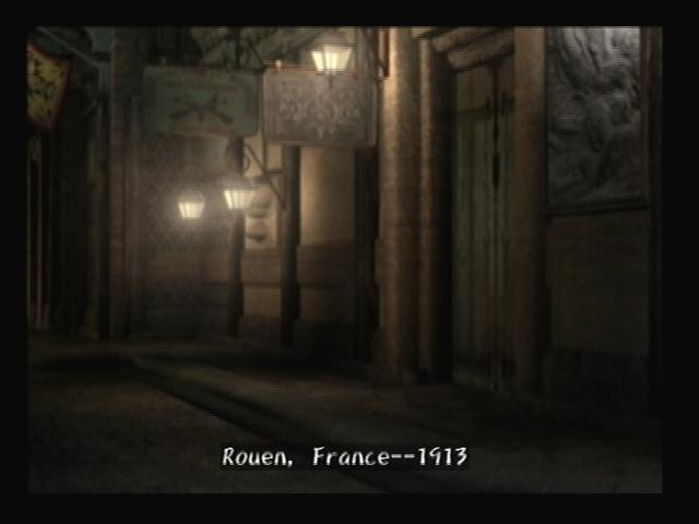 Rouen Opening Cutscene Shadow Hearts
