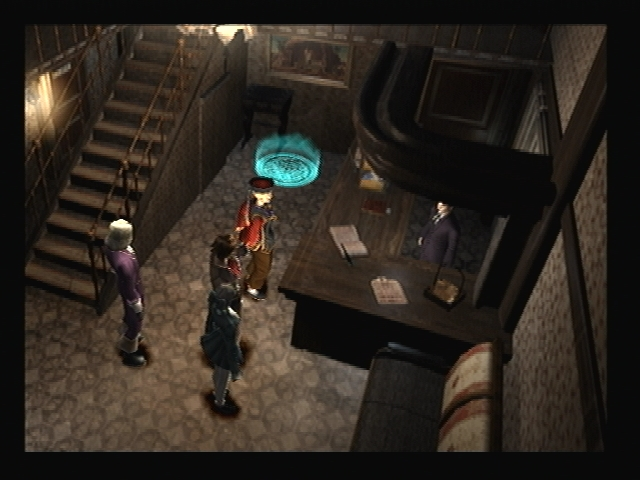 Rouen Inn Shadow Hearts